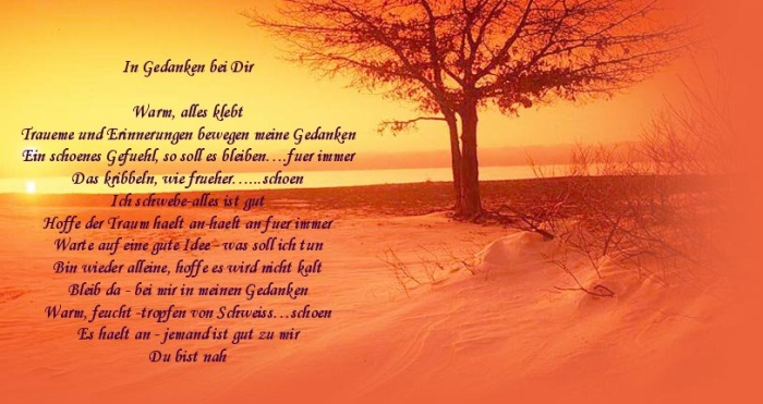 Meine Gedanken und andere..finden Sie Poesie, Reime